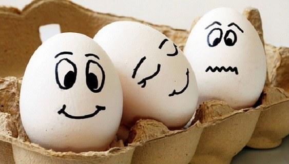 Эксперимент «яйцо в бутылке»