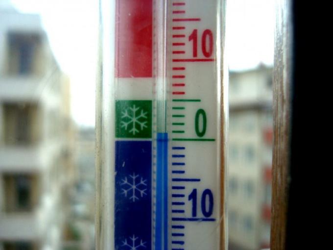 Градусники и термометры применяют для определения температуры тел