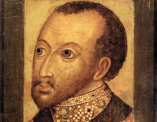 Царь Федор Иванович, парсуна, около 1630 г