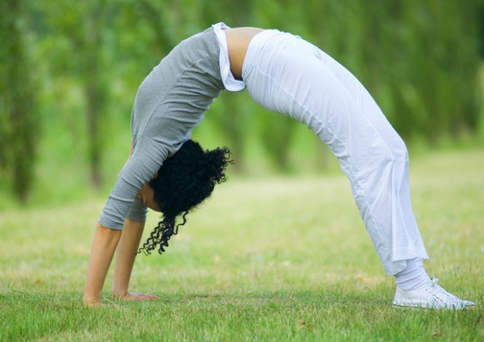 Как сделать спину гибче