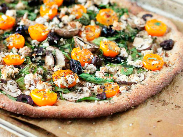 Вкусная домашняя пицца в духовке