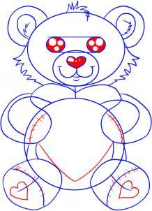 Как правильно рисовать сердца