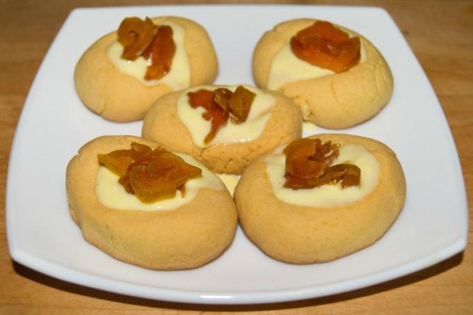 Как приготовить пирожные из кукурузной муки по-колумбийски