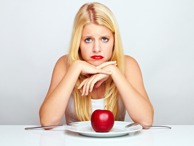 Как сесть на диету и не чувствовать голода