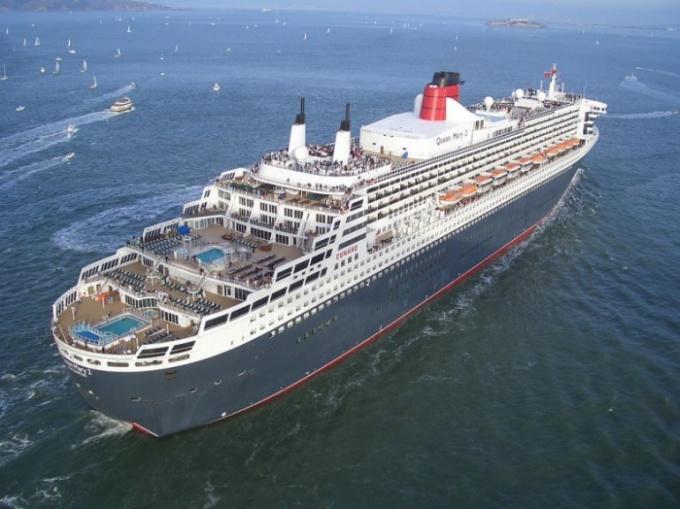 Несколько фактов о самом крупном океаническом лайнере современности