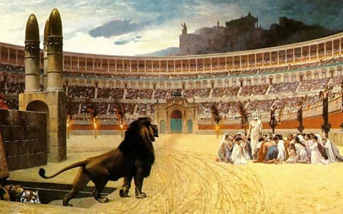 Почему христиане в первых веках подвергались гонениям в Римской империи