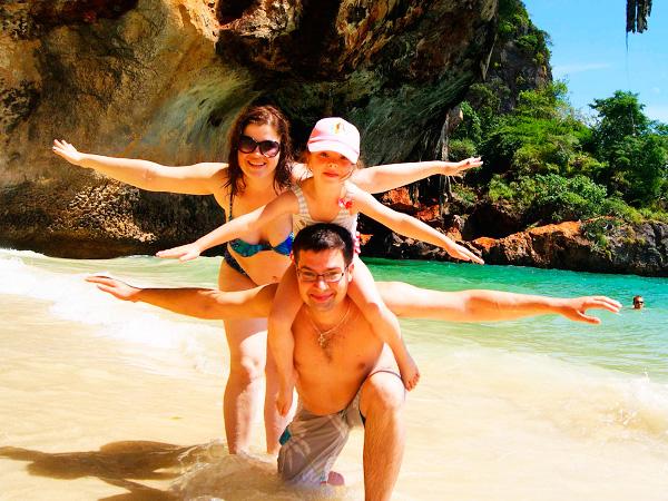 Таиланд как отдых для всей семьи