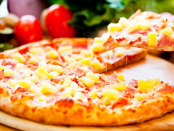Домашняя простая пицца по-мексикански