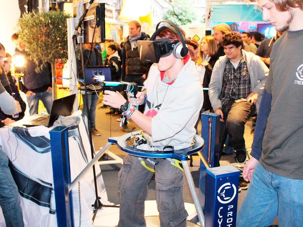 Революция в виртуальной реальности и играх