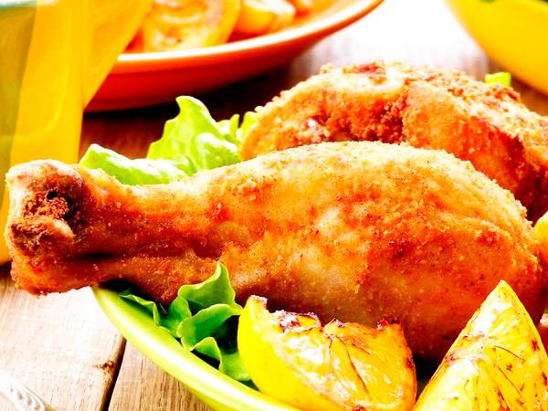 Вкусная курица по-польски