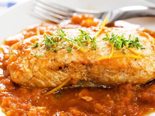 Вкусная рыба по-польски в мультиварке