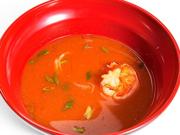 Приготовить суп кимчи
