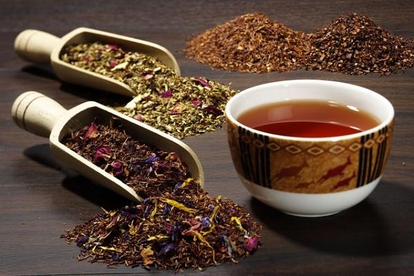 Полезный заварной чай