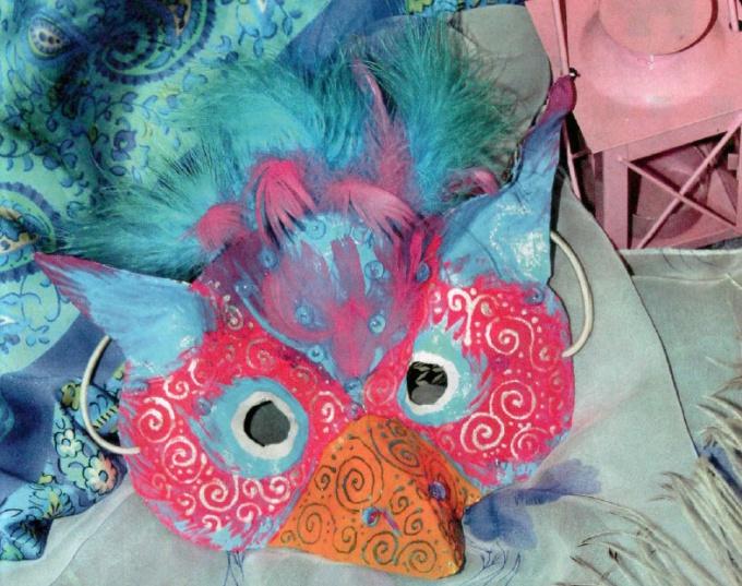 маска грифона