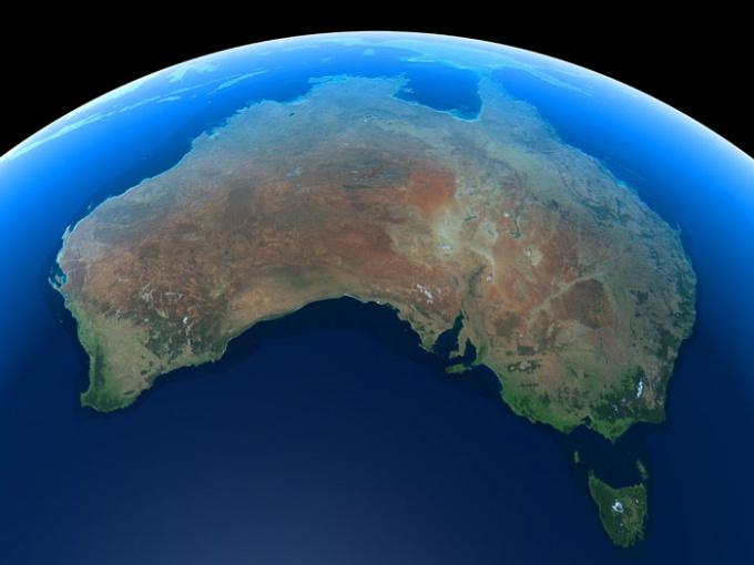 Какой материк самый маленький на планете
