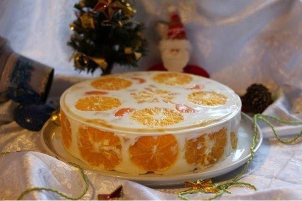 Готовим желейный торт