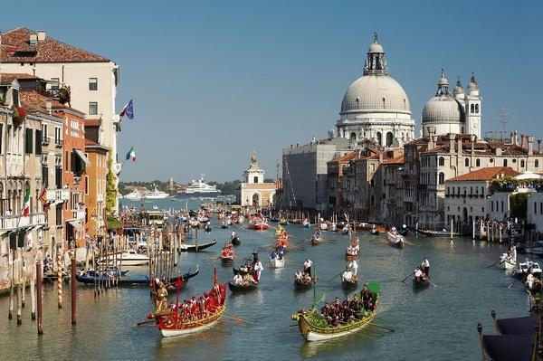 Какие достопримечательности есть в Венеции