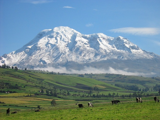 Самые известные горы Южной Америки