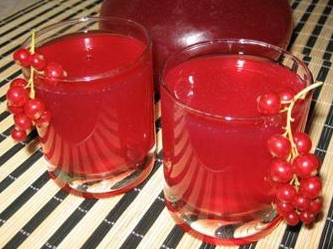 Как приготовить кисель из смородины и малины