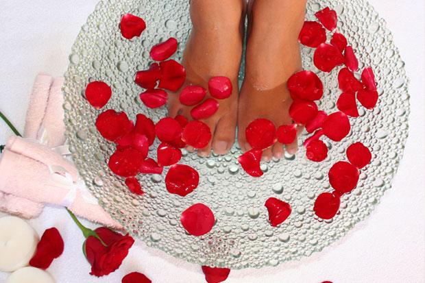 Домашние средства от запаха ног