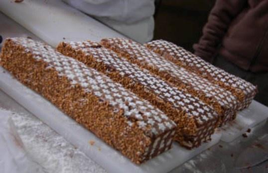 """Торт """"Ореховая нежность"""""""