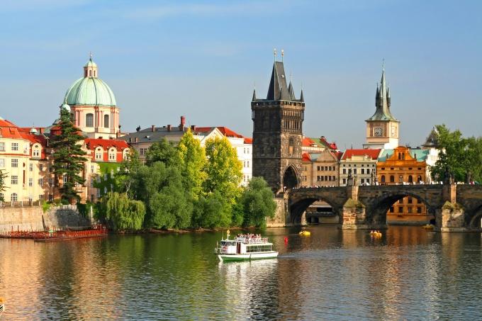 3 самых недорогих города Чехии