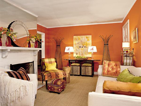 Психология цвета, или как раскрасить свою квартиру