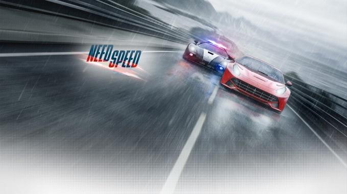 Отчего не работает игра Need For Speed
