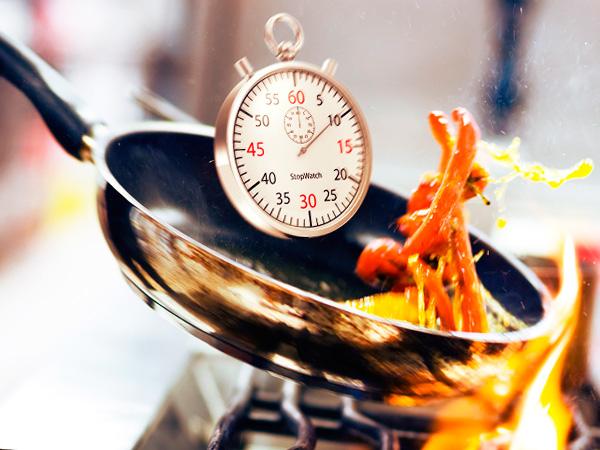 Как сохранить время на кухне