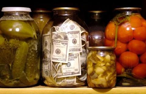 Как надёжно спрятать деньги