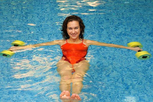 Плаваем, чтобы похудеть