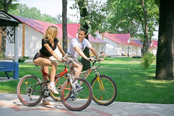 Укрепить здоровье и сбросить вес с помощью велосипеда