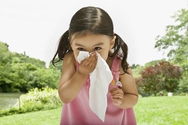 Помогите ребенку пережить аллергию