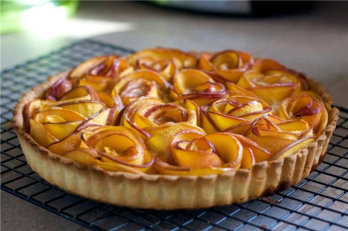 Яблочный пирог из Нормандии и английский яблочный пай