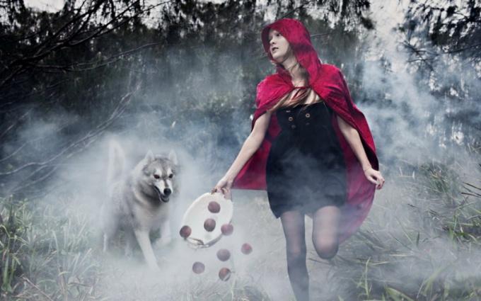 Волк как персонаж русских сказок