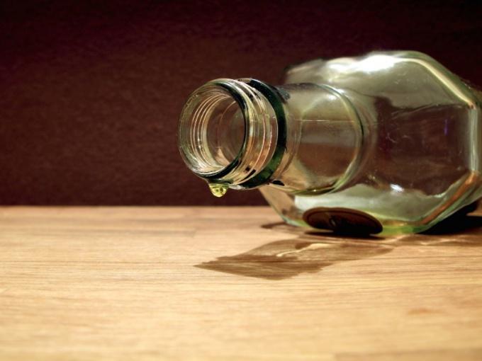 Алкоголь может разрушить жизнь