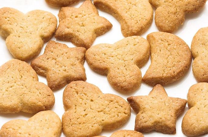 Простые рецепты выпечки песочного печенья