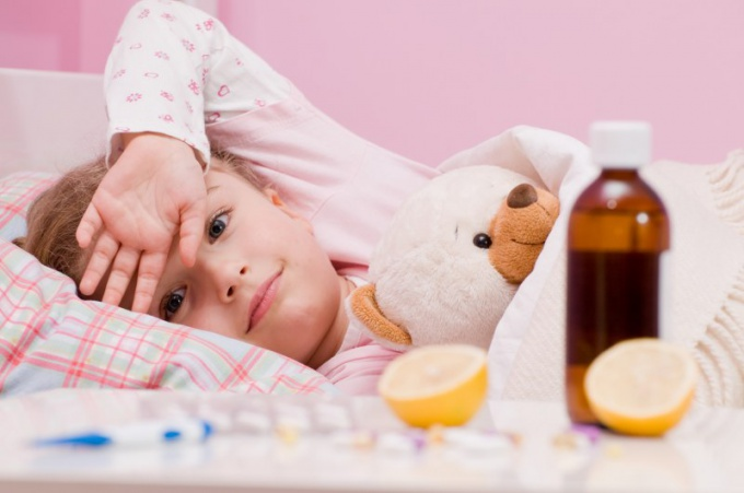 Antiviral drugs for children
