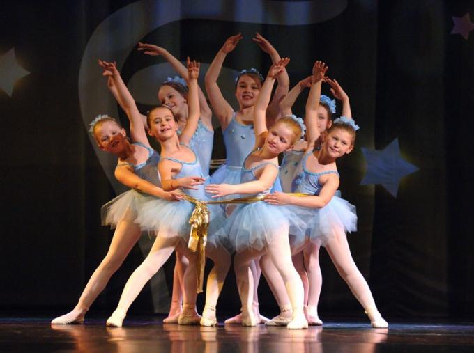 Как отдать ребенка в балет