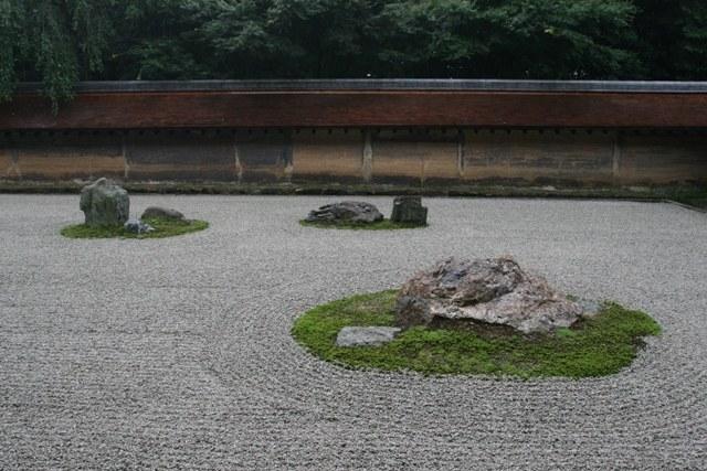 Сад камней храма Реан-дзы