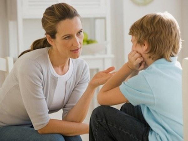 Откровенный разговор с сыном