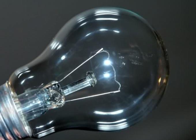 История создания лампочки накаливания