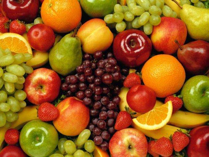 Как верно беречь фрукты