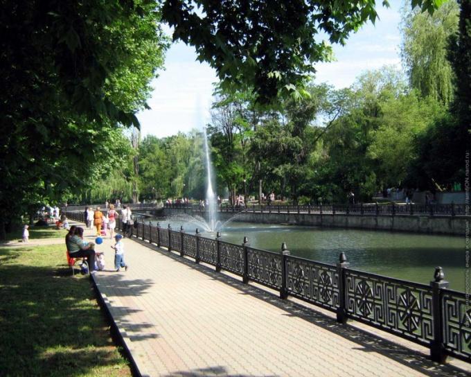 Отдыхаем на юге: Симферополь - центр Крыма