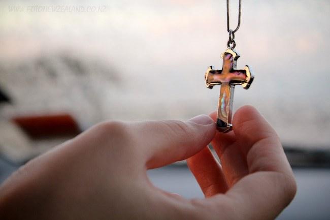 Why wear the cross?