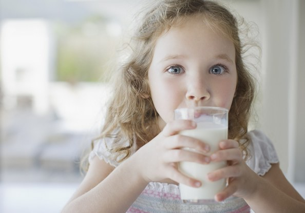 Is it good to drink fresh milk?
