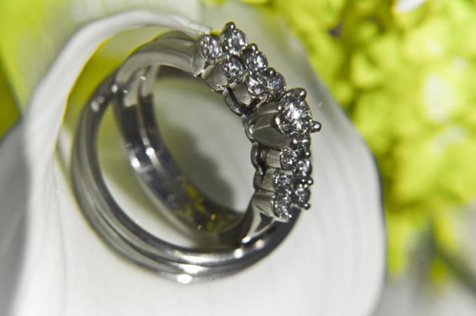 Как выбрать помолвочные кольца