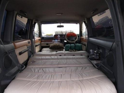 Как выспаться, если пришлось ночевать в автомобиле