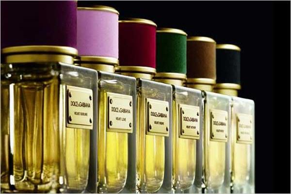 Линейка ароматов Dolce & Gabbana