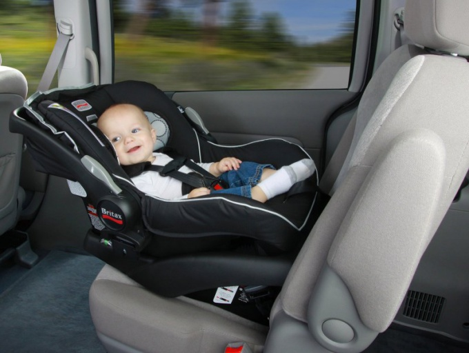 How to choose car seat for newborn baby
